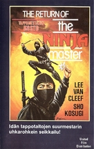 """""""The Master"""" - Finnish VHS cover (xs thumbnail)"""