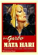Mata Hari - Italian Movie Poster (xs thumbnail)