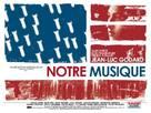 Notre musique - British Movie Poster (xs thumbnail)
