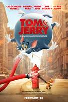 Tom and Jerry - Thai Movie Poster (xs thumbnail)