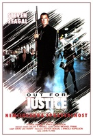 Out For Justice - Czech Movie Cover (xs thumbnail)