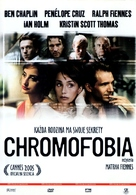 Chromophobia - Polish DVD cover (xs thumbnail)