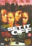 Set It Off - British DVD cover (xs thumbnail)