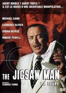 The Jigsaw Man - French Movie Cover (xs thumbnail)