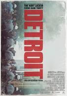 Detroit - Greek Movie Poster (xs thumbnail)