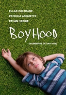 Boyhood - Argentinian Movie Cover (xs thumbnail)
