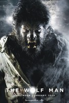 The Wolfman - Movie Poster (xs thumbnail)