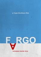 Fargo - Portuguese poster (xs thumbnail)