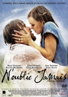 The Notebook - French DVD movie cover (xs thumbnail)