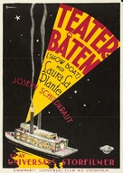 Show Boat - Swedish Movie Poster (xs thumbnail)