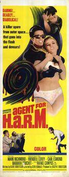 Agent for H.A.R.M. - Movie Poster (xs thumbnail)