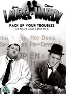 Pack Up Your Troubles - British DVD cover (xs thumbnail)