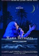 Maria Bethânia: Música é Perfume - German Movie Poster (xs thumbnail)