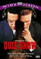 Quiz Show - DVD cover (xs thumbnail)