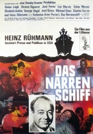 Ship of Fools - German Movie Poster (xs thumbnail)