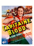 Captain Blood - Belgian Movie Poster (xs thumbnail)