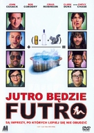 Hot Tub Time Machine - Polish DVD cover (xs thumbnail)