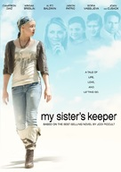 My Sister's Keeper - Movie Cover (xs thumbnail)