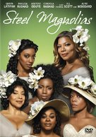Steel Magnolias - DVD cover (xs thumbnail)