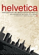 Helvetica - Movie Poster (xs thumbnail)