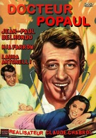 Docteur Popaul - French DVD cover (xs thumbnail)