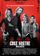 The Family - Italian Movie Poster (xs thumbnail)