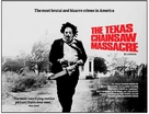 The Texas Chain Saw Massacre - British Movie Poster (xs thumbnail)