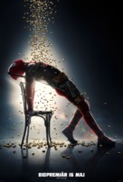 Deadpool 2 - Swedish Movie Poster (xs thumbnail)