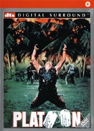 Platoon - Italian DVD movie cover (xs thumbnail)