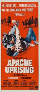 Apache Uprising - Australian Movie Poster (xs thumbnail)