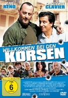 L'enquête corse - German DVD cover (xs thumbnail)