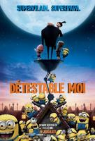 Despicable Me - Canadian Movie Poster (xs thumbnail)