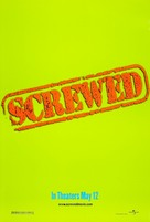 Screwed - Movie Poster (xs thumbnail)