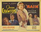 Rain - Theatrical poster (xs thumbnail)