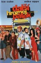 Friday After Next - Czech DVD cover (xs thumbnail)