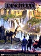 """""""Dinotopia"""" - DVD cover (xs thumbnail)"""