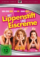 Girls Just Want to Have Fun - German DVD cover (xs thumbnail)