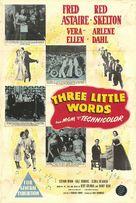 Three Little Words - Australian Movie Poster (xs thumbnail)