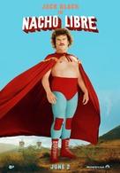 Nacho Libre - poster (xs thumbnail)