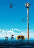 Madagascar 3: Europe's Most Wanted - Key art (xs thumbnail)