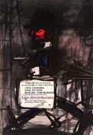 The League of Gentlemen - Polish Movie Poster (xs thumbnail)