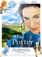 Miss Potter - French Movie Poster (xs thumbnail)