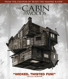 The Cabin in the Woods - Blu-Ray movie cover (xs thumbnail)