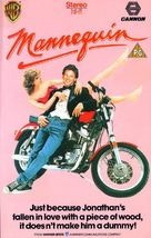 Mannequin - British VHS cover (xs thumbnail)