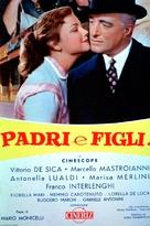 Padri e figli - Italian Movie Poster (xs thumbnail)