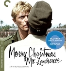 Merry Christmas Mr. Lawrence - Blu-Ray cover (xs thumbnail)