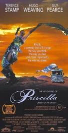 The Adventures of Priscilla, Queen of the Desert - Australian Movie Poster (xs thumbnail)