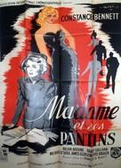 Smart Woman - French Movie Poster (xs thumbnail)