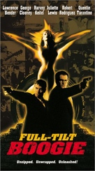 Full Tilt Boogie - VHS cover (xs thumbnail)