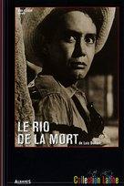 El río y la muerte - French DVD cover (xs thumbnail)